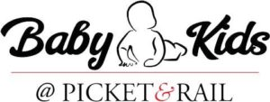 Picket&rail Baby&Kids Logo